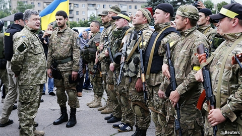 Vì sao Tổng thống Ukraine giải tán Quốc hội?