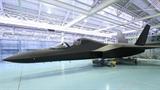 Nhật chế tạo máy bay tàng hình đe Trung Quốc