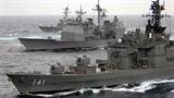 Châu Á-TBD: Mỹ tăng tàu chiến, Nhật ồ ạt mua sắm