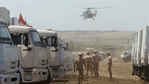 Cục diện Ukraine: Nga phớt NATO, Kiev