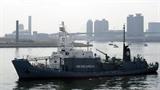 Vì sao Nga bắt giữ tàu đánh bắt cá voi của Nhật?