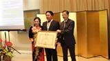 Nhà khoa học Việt được nhận Huân chương Mặt trời mọc