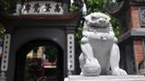 Sư tử TQ canh di tích:Tha hóa về biểu trưng văn hóa!