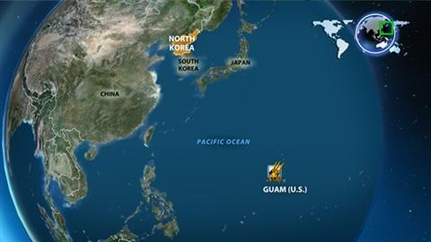 Mỹ trang bị vũ khí gì cho căn cứ tại đảo Guam?