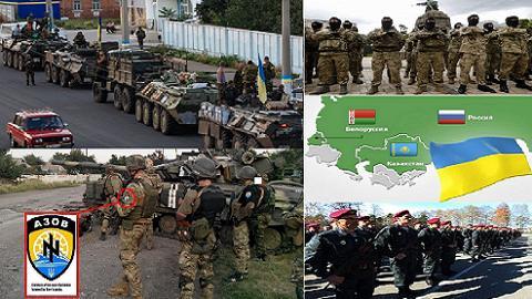 Ukraine-EU đến Minsk hội đàm với Nga trên thế yếu