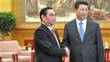 Việt-Trung nhất trí không làm phức tạp, mở rộng tranh chấp