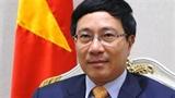 Phó Thủ tướng: Kiên định bảo vệ lợi ích dân tộc