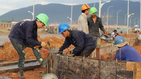10.000 lao động TQ vào Vũng Áng: Bộ nói đúng quy trình