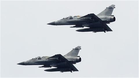Không quân Đài Loan điều chiến đấu cơ chặn Y-8 Trung Quốc