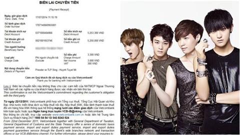 SỐC: Fan K-pop bị lừa hơn 50 triệu đồng mua vé xem concert
