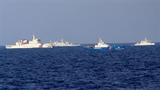 Trung Quốc đổi chiến thuật, Nhật theo dõi Biển Đông