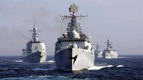 Nhật cảnh giác quân chủng thứ 5 của Trung Quốc
