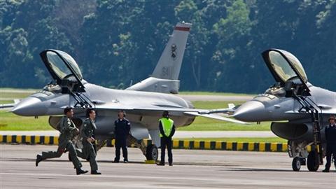 Sức mạnh Không quân Singapore khi thêm tiêm kích F-15SG