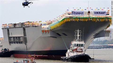 Ấn Độ xây căn cứ TSB khi bị Trung Quốc bao vây