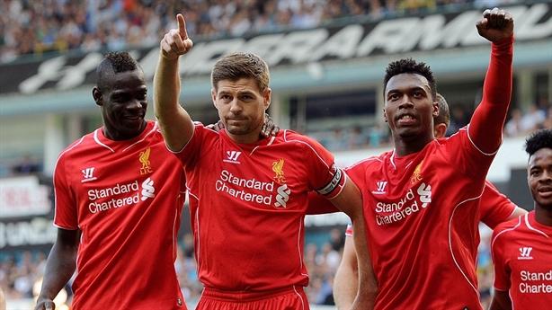 """Video Tottenham 0-3 Liverpool: """"Lữ đoàn đỏ"""" đè bẹp """"Gà trống"""""""