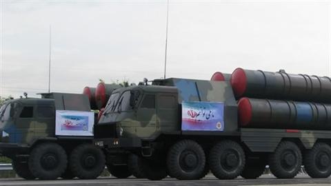 Iran phát triển hệ thống hơn S-300 của Nga