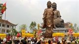 Nam Định: Dựng tượng Phật bằng đồng nguyên khối lớn nhất ĐNA