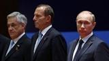 Thủ tướng Úc lại muốn 'cấm cửa' Putin vì Ukraine