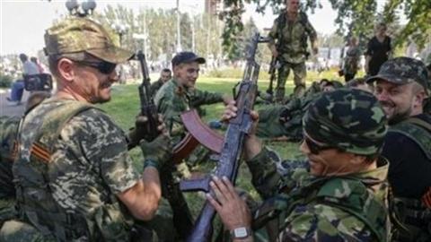 Bất ngờ: Cựu binh Mỹ-EU gia nhập... ly khai đông Ukraine