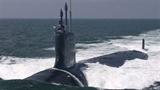 Biển Đông khóa chặt tàu ngầm Trung Quốc