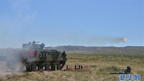 Bản sao BMP-3 của Trung Quốc có thực sự mạnh?