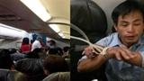 Hành khách bị nhân viên Vietjet Air trói tay trên máy bay
