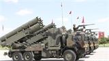 Thổ Nhĩ Kỳ khoe vũ khí TQ sau khi 'xịt' vụ HQ-9