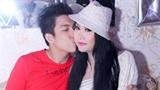 Bạn trai Phi Thanh Vân vô tư hôn 'vợ bầu'