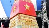 Cột mốc chủ quyền biển đảo từ 6.000 sản phẩm Việt