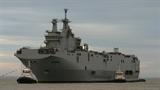 Pháp đã quên điều khoản trong hợp đồng tàu Mistral với Nga?