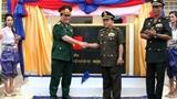 Việt Nam giúp Campuchia xây Sở chỉ huy quân chủng Phòng không