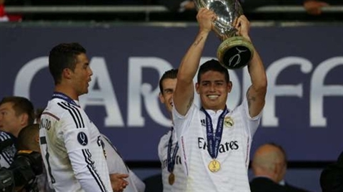 Thu về 603.9 triệu euro, Real Madrid đạt doanh thu kỷ lục