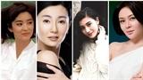 'Tứ đại mỹ nhân' điện ảnh Hồng Kông: người hạnh phúc, kẻ hẩm hiu