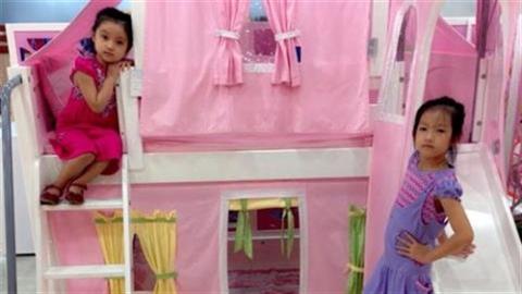 Lộ ảnh con gái đáng yêu của bạn trai Phi Thanh Vân