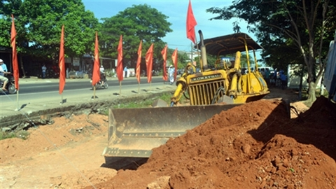 Bộ Giao thông xử thẳng tay hàng loạt nhà thầu thi công