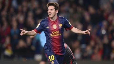 Định giá cầu thủ 2014: Messi = Falcao + Di Maria +Hazard
