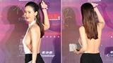Diễn viên Hoa ngữ gây sốc với màn khoe ngực bơm