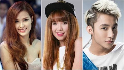 5 sao trẻ có lượng fan 'khủng' khiến đàn anh, đàn chị 'ganh tị'