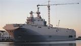 Pháp - Nga bí mật thử nghiệm tàu Mistral