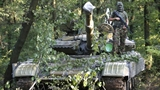 Kho vũ khí phe ly khai tịch thu của Quân đội Ukraine