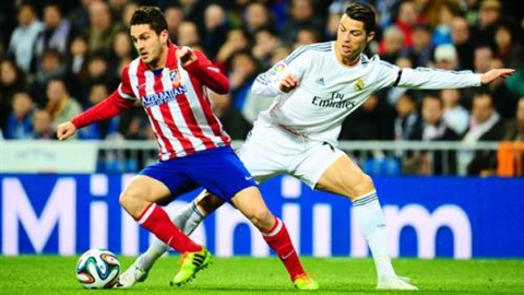 """01h00, 14/09; Real - Atletico: """"Kền kền trắng"""" trở lại đường bay"""