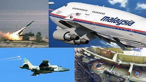 Su-25 Ukraine: Nghi can lớn nhất trong vụ bắn rơi MH17