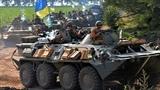 Nga đưa xe cứu trợ vào Lugansk,quân ly khai sẽ mạnh hơn?