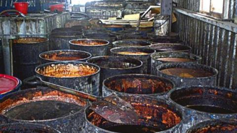 Dầu ăn bẩn từ Đài Loan có mặt ở Việt Nam