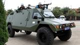 Xem đặc nhiệm chống khủng bố bằng xe bọc thép Ram-2000