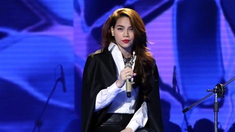 Hồ Ngọc Hà không nên tham gia MTV EMA 2014?