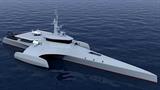 """Pháp hoàn thiện chiến hạm 3 thân """"siêu dị"""" cho Mozambique"""