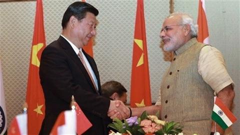 Ấn Độ hợp tác với TQ không quên vấn đề biên giới
