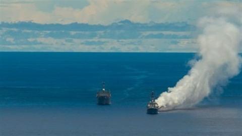 Hệ thống phòng thủ cực độc của chiến hạm Mỹ