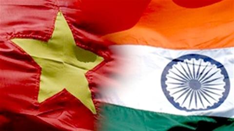 Trung Quốc bất lực trước Việt-Ấn ở Biển Đông